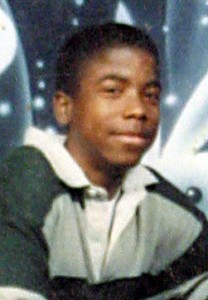 Devaughndre Broussard, suspect in the killing of Oakland Post editor, Chauncey Bailey, in a family photo when he was 18 years old.  (Photo courtesy of family)