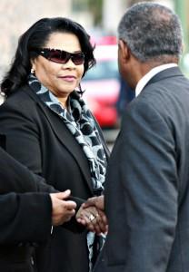 Esperanza Johnson, Nov. 28, 2007 (D. Ross Cameron/Oakland Tribune)