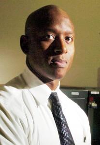 Oakland police sergeant Derwin Longmire