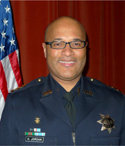 Acting Oakland Police Chief Howard Jordan