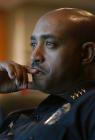 Long Beach Police Chief Anthony Batts (Diandra Jay/Press-Telegram/2007)